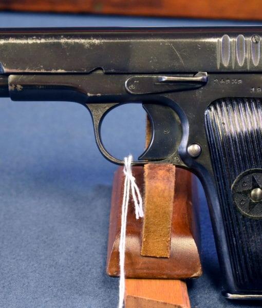 TT-30 Tokarev Pistol
