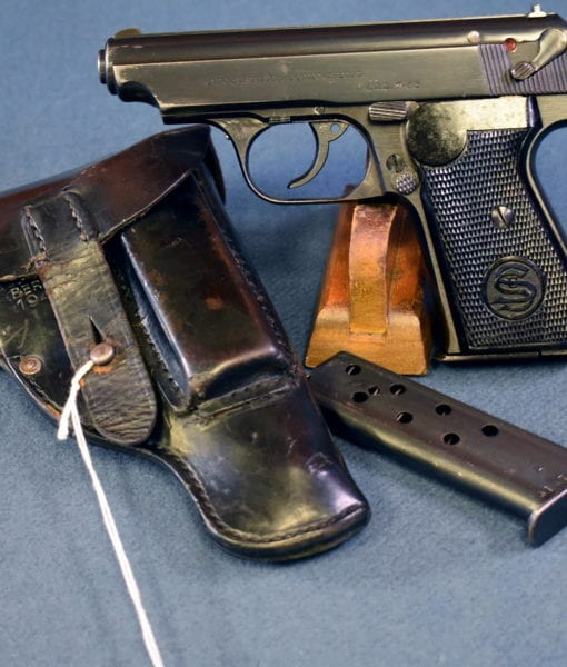 1941 production Sauer 38H Pistol