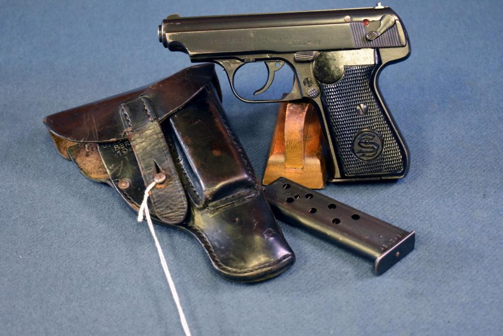 1941 production Sauer 38H Pistol