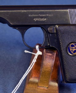 SCARCE WALTHER MODEL 8 PISTOL