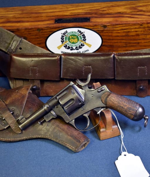 "MODELLO 1889 TYPE B ""BODEO"" OFFICERS REVOLVER"