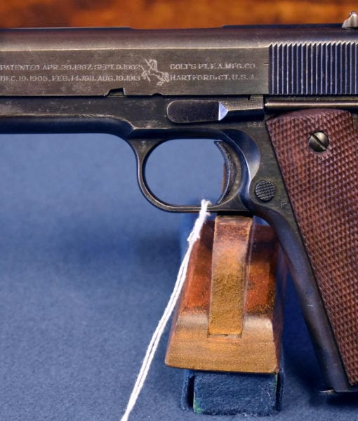 COLT 1911A1 US ARMY      CSR INSPECTED      SHIPPED  1-30-1941      MATCHING, 100% CORRECT     VERY SHARP!!! | Pre98