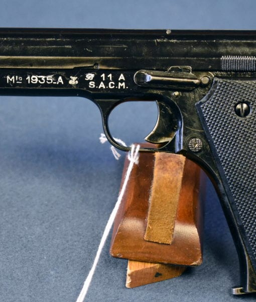 NAZI MARKED FRENCH 1935A PISTOL
