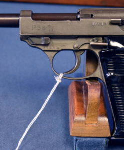 VERY SCARCE MAUSER MADE P.38 PISTOL WITH FN ac43 SLIDE