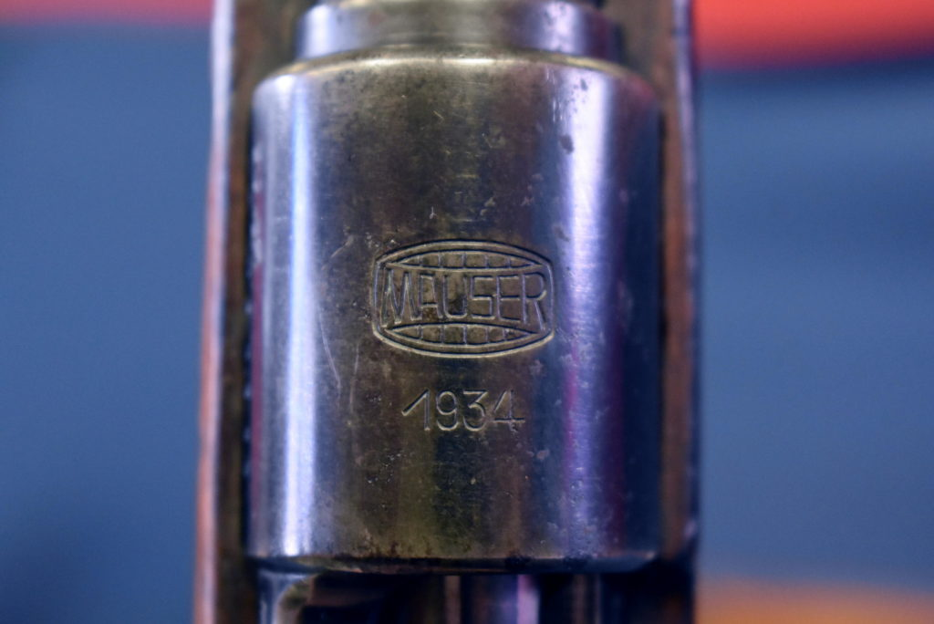"""1934 MAUSER """"BANNER K"""" SERVICE RIFLE"""