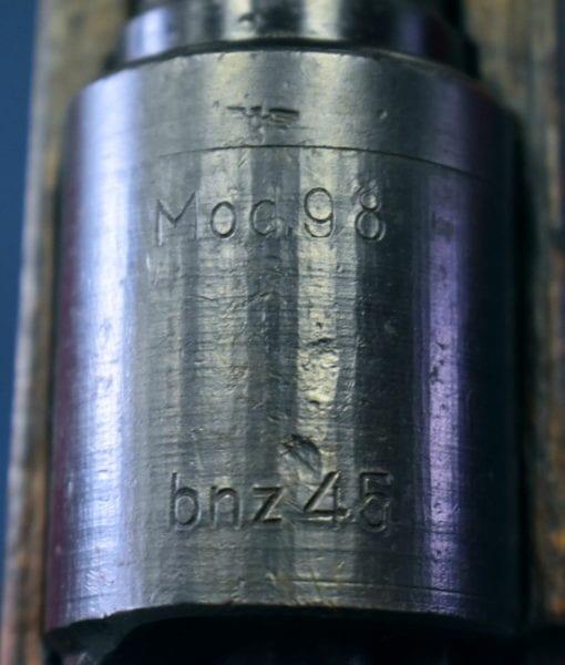 LATE WAR bnz45 K98k MAUSER RIFLE