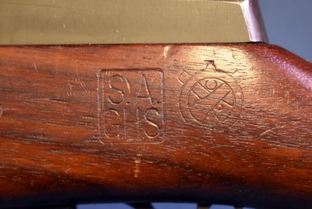 PRE-PEARL HARBOR SPRINGFIELD ARMORY M-1 GARAND RIFLE