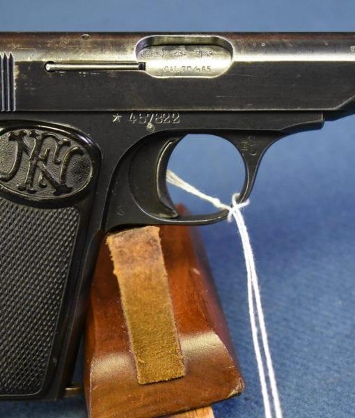 JAPANESE WW2 FN MODEL 1910 PISTOL