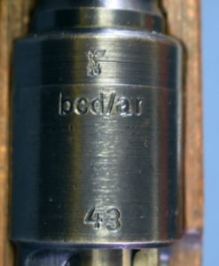 DUAL CODE bcd/ar43 K98k ZF41 DESIGNATED MARKSMAN RIFLE