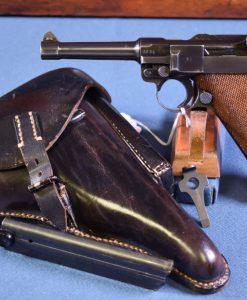 """byf42 """"BROWN WIDOW"""" P.08 LUGER PISTOL"""