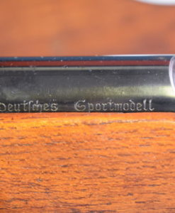 MAUSER OBERNDORF DSM34 .22lr TRAINING RIFLE