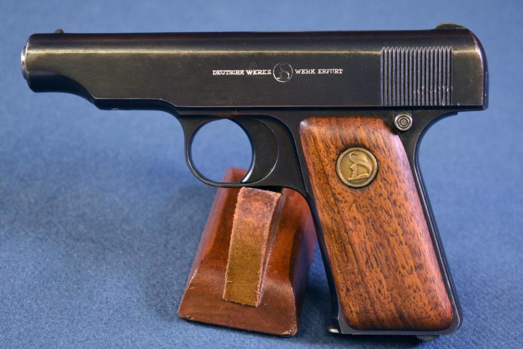German Pistol