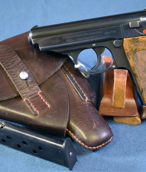 WALTHER PPK RIG