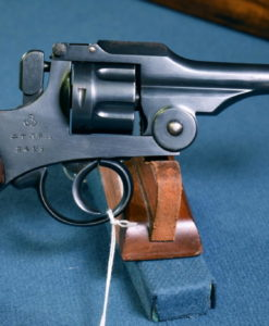 Type 26 Japanese Army Service Revolver