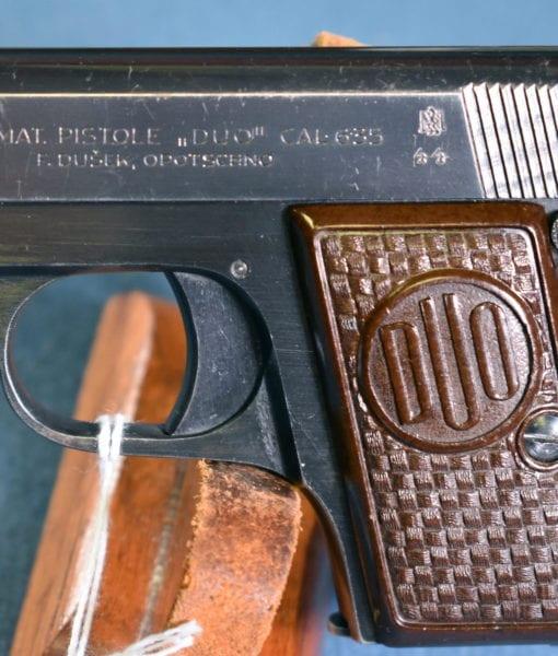 Czech made DUO Pistol