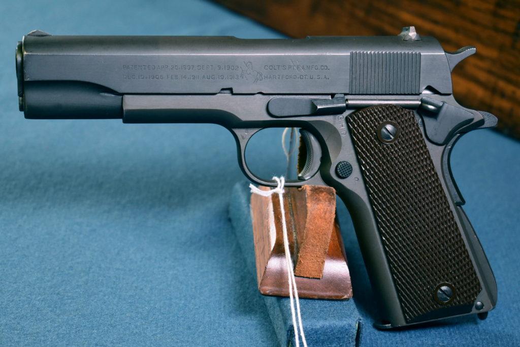 Colt 1911a1 US Army Service Pistol
