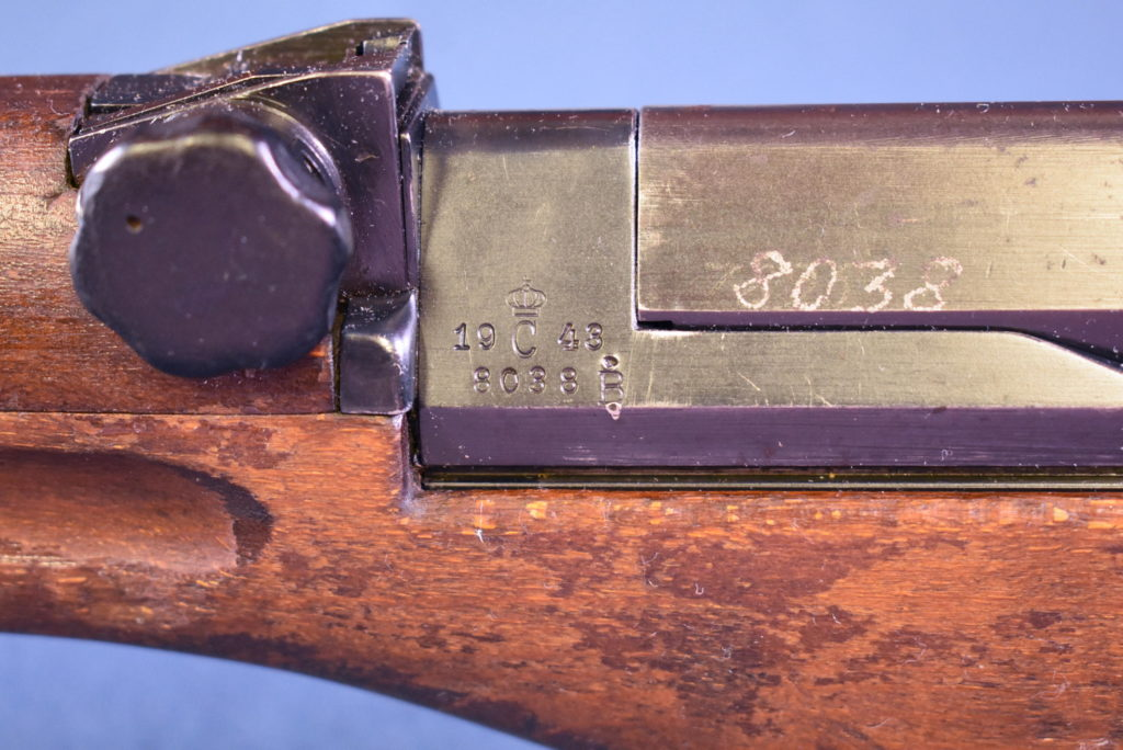 LJUNGMAN RIFLE