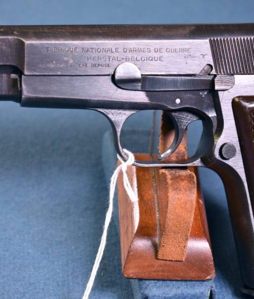 FN High Power Pistol