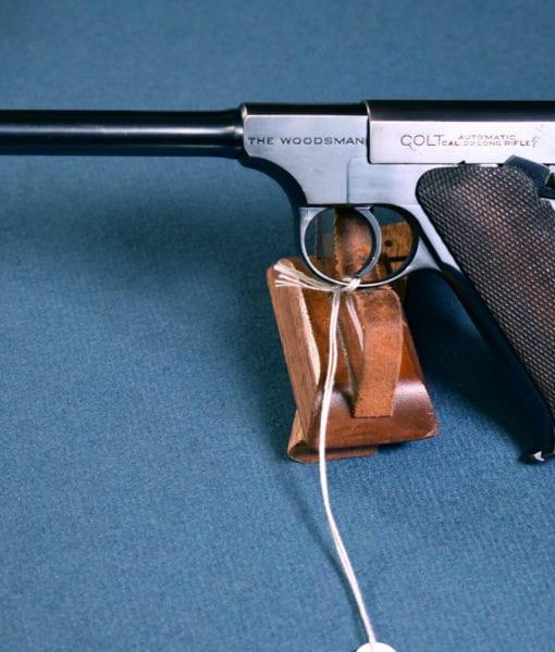 Colt Woodsman .22lr Pistol