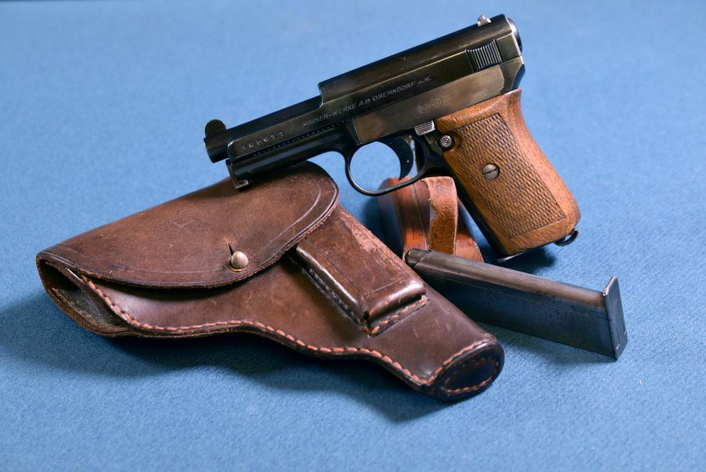 Mauser Model 1914/34 Mauser Pistol