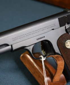 1903 POCKET HAMMERLESS PISTOL
