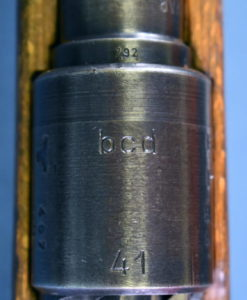 bcd41 K98k MAUSER RIFLE