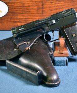 Cz38 Czech Service Pistol