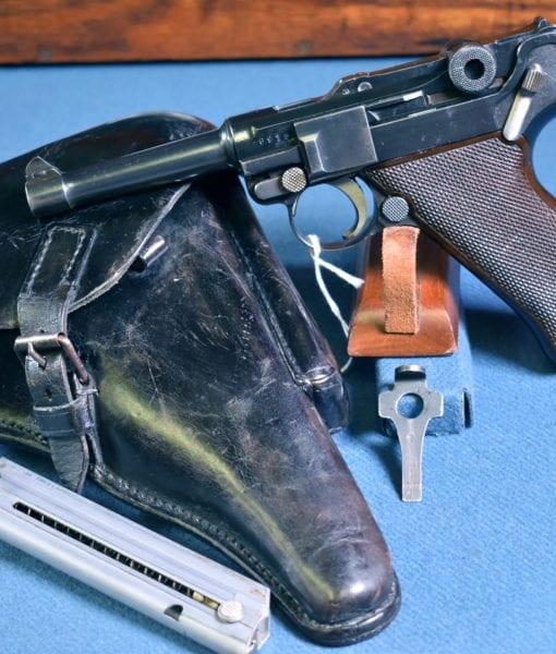 Krieghoff Luger Pistol
