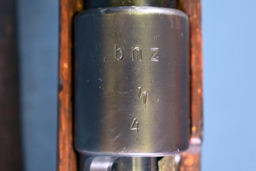 Bnz 4 Single Rune K98k Service Rifle Pre98 Antiques