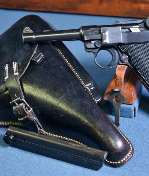 byf41 P.08 Luger Pistol