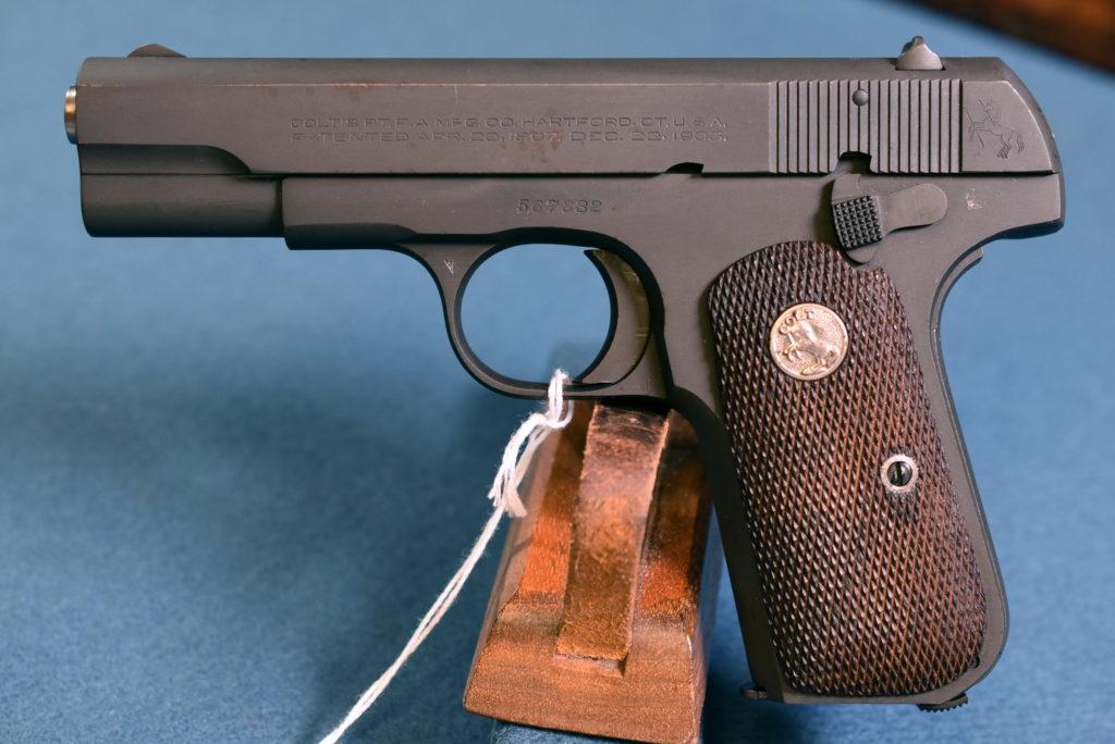 Colt 1903 Pocket Hammerless .32 auto