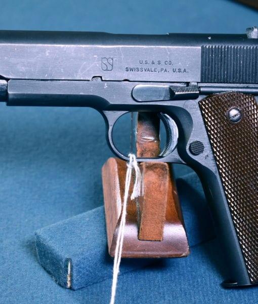 UNION SWITCH & SIGNAL 1911A1