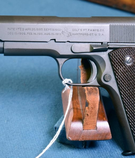 WW2 Colt 1911a1 pistol