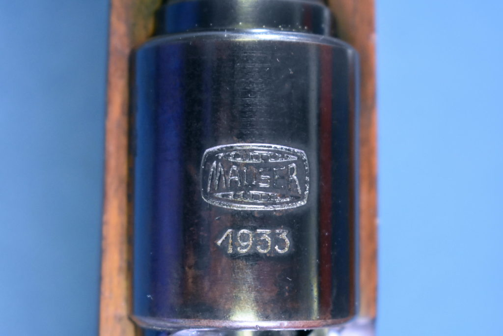 MAUSER 1933 BANNER K RIFLE
