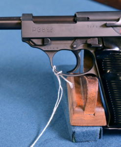 Mauser made Stacked ac44 FN slide P.38 pistol
