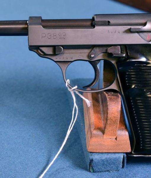 Mauser made Stacked ac44 FN slide P.38 pistol