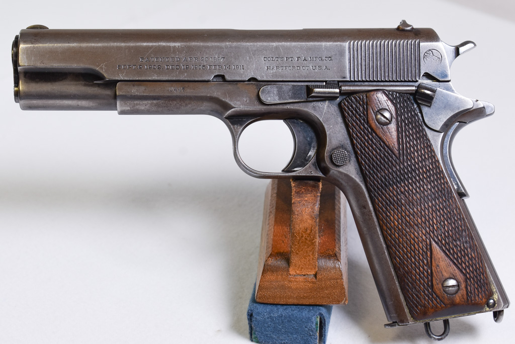 Dating Colt 1911 door serienummers dating iemand die is naar de gevangenis