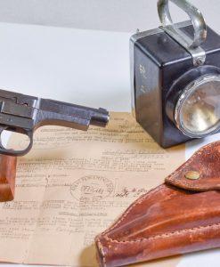 Japanese Type 94 Nambu Pistol