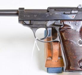 byf 44 all blue variant P.38 Pistol.