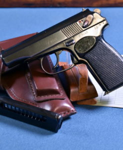 Pistole M Licensed Copy of the Soviet Makarov Pistol
