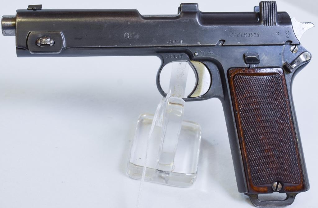 Steyr Hahn model 1912