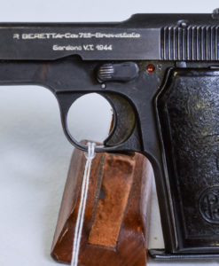 1944 dated Model 1935 Beretta Pistol in 7.65 caliber