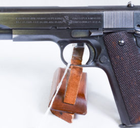 1939 COLT 1911A1 US NAVY CONTRACT SERVICE PISTOL