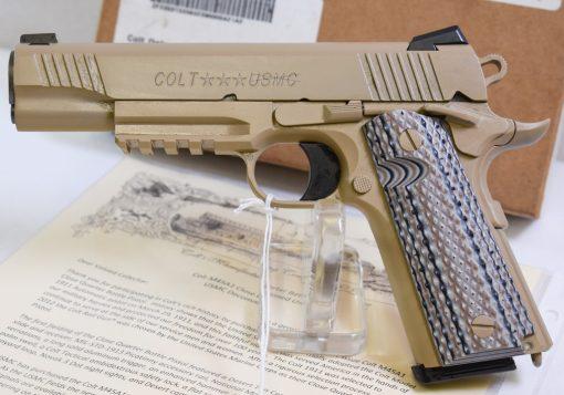 USMC COLT M45A1 PISTOL