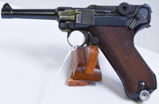 German Army Luger Pistol
